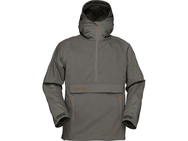 Norrøna Svalbard Cotton Anorak Herre slate grey